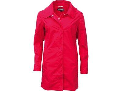 PRO-X ELEMENTS Damen Mantel Damenmantel CANDY Rot