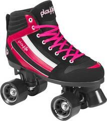 PLAYLIFE Herren Rollerskates GROOVE BLACK/PINK