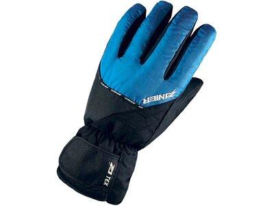 ZANIER Kinder Handschuhe ISCHGL.ZX schwarz