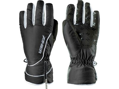 ZANIER Damen Handschuhe SEEFELD.ZX schwarz