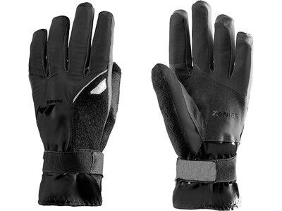 ZANIER Handschuhe LOIPE Schwarz