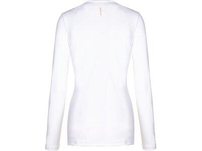 ALMGWAND Damen Shirt Tegernseealm Weiß