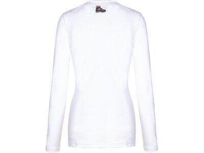 ALMGWAND Damen Shirt Tesselbergeralm Weiß