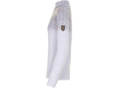 ALMGWAND 1928 Damen Pullover EDTBAUERALM Weiß