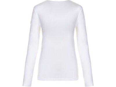 ALMGWAND 1928 Damen Shirt GRAMAIALM Weiß