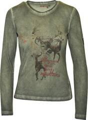 ALMGWAND Damen Langarm-Shirt Anlaufalm