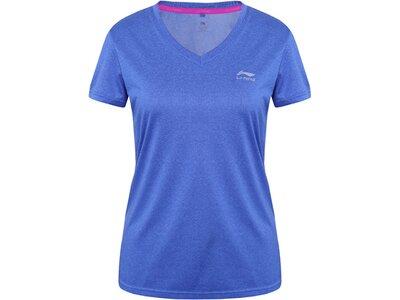 Li-Ning Damen T-Shirt LEXI Blau