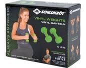 Vorschau: Schildkröt Fitness Vinyl Hanteln 1,0kg Set