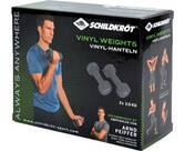 Vorschau: Schildkröt Fitness Vinyl Hanteln 2,0kg Set