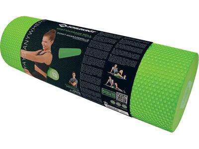 Schildkröt Fitness Spot Massage Rolle Grün