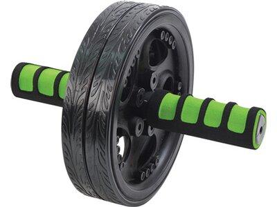 Schildkröt Fitness AB-Roller / Bauchtrainer Grau