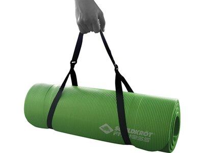 Schildkröt Fitness Fitnessmatte Grün