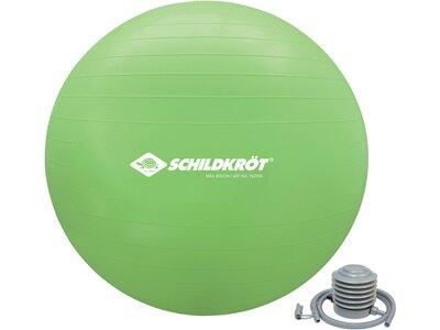 Schildkröt Fitness Gymnastikball 85cm Grün