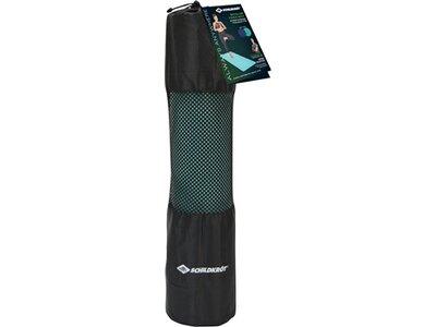Schildkröt Fitness Yogamatte 4mm BICOLOR - Navy/Mint Blau