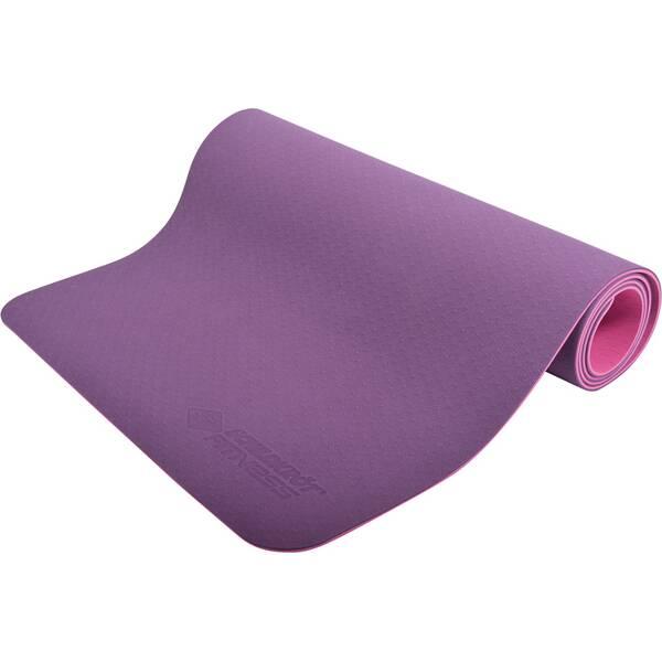Schildkröt Fitness Yogamatte 4mm BICOLOR - Violett/Rosa