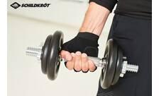 "Vorschau: Schildkröt Fitness Fitness-Handschuhe ""Comfort"", Größe L-XL"