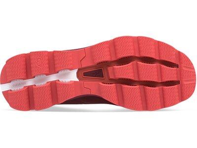 ON Damen Laufschuhe Cloudsurfer Rot