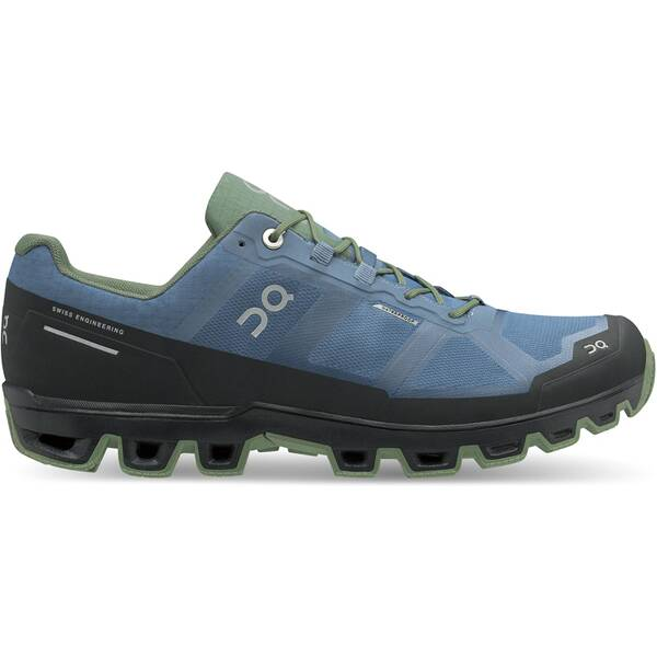 ON Herren Laufschuhe Cloudventure Waterproof
