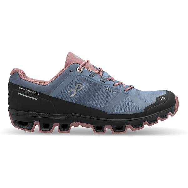 ON Damen Laufschuhe Cloudventure Waterproof
