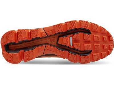 ON Herren Laufschuhe Cloudventure Orange