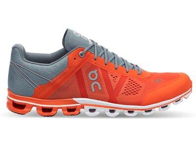 ON Herren Laufschuhe Cloudflow Orange