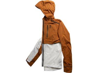 ON Jacke Weather Jacket Orange