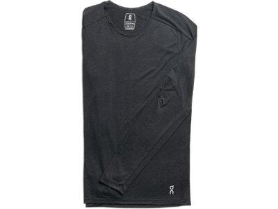 ON Langarm Shirt Long-T Schwarz