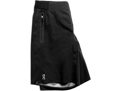 ON Herren Waterproof Shorts Schwarz