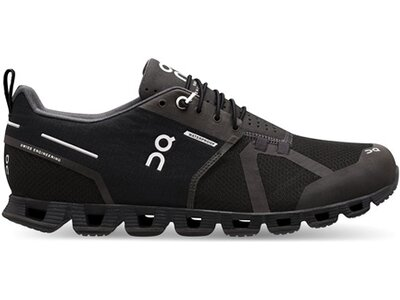 ON Herren Laufschuhe Cloud Waterproof Schwarz