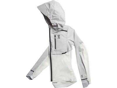 ON Jacke Weather Jacket Weiß