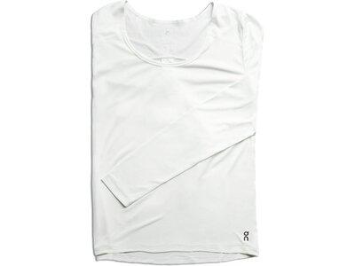 ON Langarm Shirt Long-T Weiß