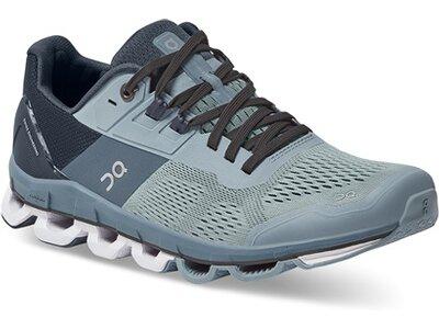 ON Damen Laufschuhe Cloudace Blau
