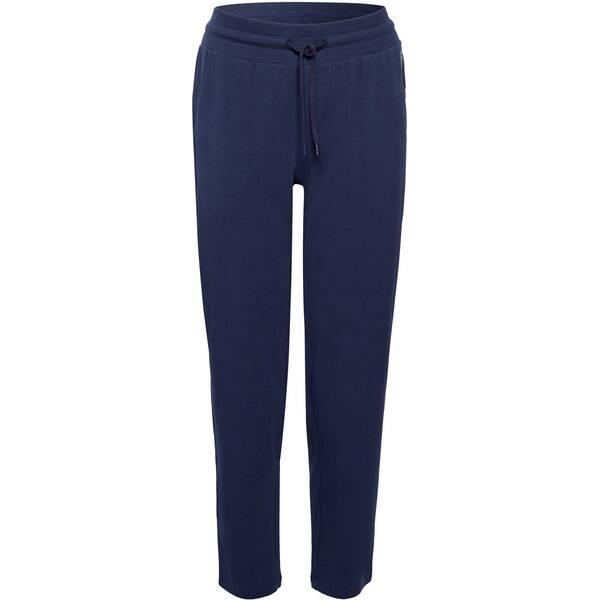 Hosen - ESPRIT SPORTS Damen Sporthose knitted › Blau  - Onlineshop Intersport