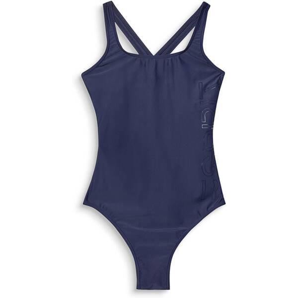 Bademode - ESPRIT SPORTS Damen Badeanzug › Blau  - Onlineshop Intersport