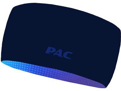 P.A.C. Schal Seamless Blau