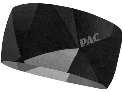 P.A.C. Schal Headband Ocean Upcycling Schwarz