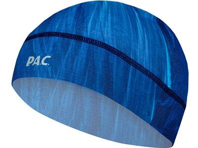P.A.C. Schal Ocean Upcycling Hat Blau