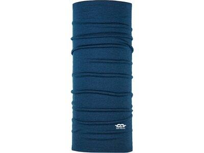 P.A.C Schal Merino Wool Blau