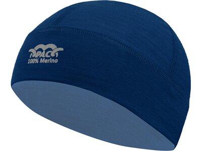 P.A.C. Merino Hat Blau
