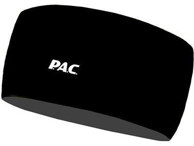 P.A.C. Headband Schwarz