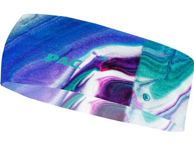 P.A.C. Schal Slim Headband Blau