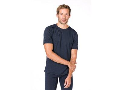 SUPER.NATURAL Herren T-Shirt M BASE TEE 140 Blau