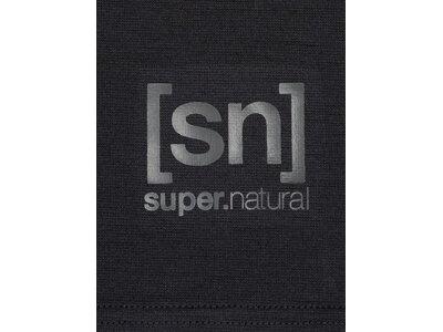 SUPER.NATURAL Herren Shorts MOVEMENT Schwarz