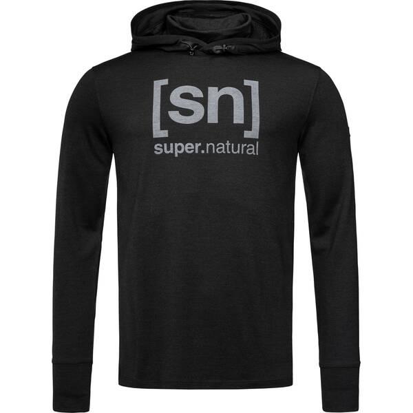 SUPER.NATURAL Herren Shirt ALPINE