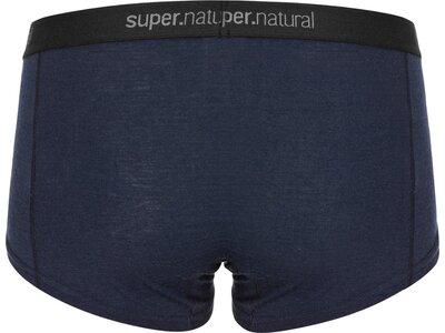 SUPER.NATURAL Damen BASE BOYFRIEND HIPSTER 175 Blau