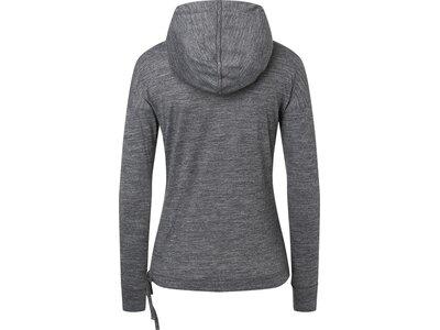 SUPER.NATURAL Damen Pullover FUNNEL Grau
