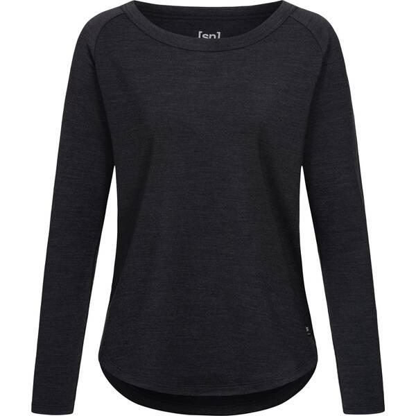 SUPER.NATURAL Damen Sweatshirt ESSENTIAL CREW