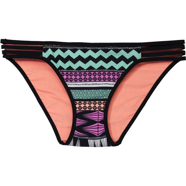 Bademode - SEAFOLLY Damen Bikinihose Future Tribe Hipster › Bunt  - Onlineshop Intersport