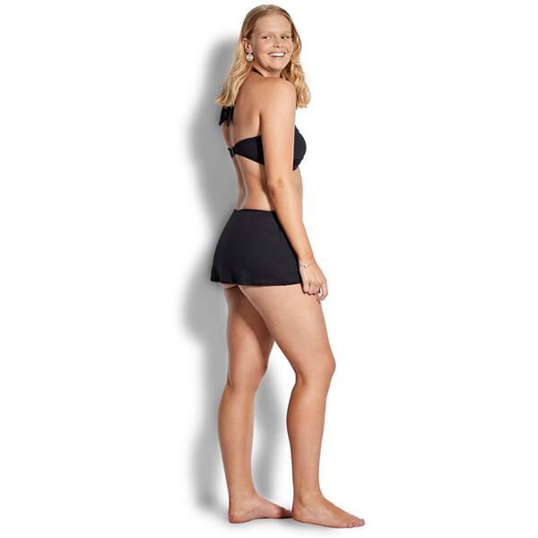 Bademode - SEAFOLLY Damen Skirted Pant › schwarz  - Onlineshop Intersport