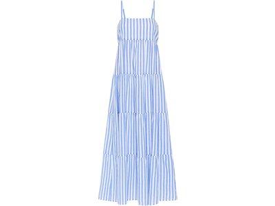 SEAFOLLY Damen Kleid Stripe Tiered Dress Pink
